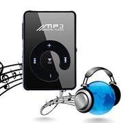 MP3 Player Sport Clip USB Mini Music Players Support
