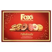 Fox's Fabulously Biscuit Selection 550g X 2