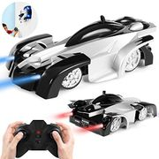 Remote Control Car Toy, Rechargeable Wall Climbing Climber Car