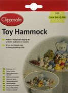Corner Toy Hammock