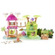 Hatchimals CollEGGtibles — Tropical Party Playset