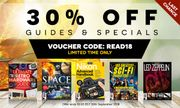 30% off Film Guides and Specials