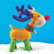Craft Store - Get £10 off Santa & Mrs Claus Knitting Kit RRP £29.99