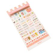 Cute Word Expression Stickers