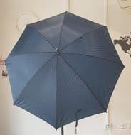 Mens' Pinstripe Golf Umbrella