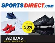 ADIDAS - up to Half Price Deal This Week at Sports Direct