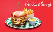 Two-Course a La Carte Meal for Two at Frankie & Benny's