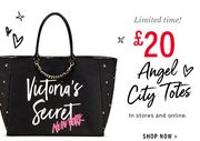 £20 Angel City Totes
