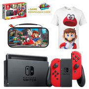 Nintendo Switch Odyssey Pack Only £339.99