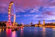 4* London Break & Attraction - London Eye, Aquarium, Zoo & More!