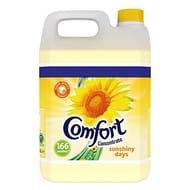 Comfort Sunshiny Days Fabric Conditioner, 5 Litre, 166 Wash
