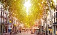 City Break in the Heart of Barcelona near Las Ramblas including Flights