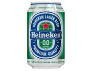 Heineken 0.0% 330ml FREE (CheckoutSmart)