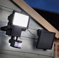 Smart Solar PIR Millennium Floodlight Only £24.99