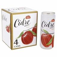 MEGA DEAL Stella Artois Cidre Belgian Apple 330ml X 4