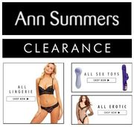 Ann Summers - CLEARANCE DEALS