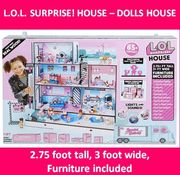 Where Can I Buy or Pre-Order the LOL SURPRISE! HOUSE DOLLS HOUSE in the UK?
