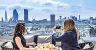 50% off London Skyline Breakfast