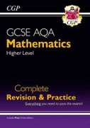 GCSE Maths AQA Complete Revision & Practice: Higher - Grade 9-1 Course