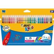 Great Value Bic Kid Couleur Felt Tip Pens 24pk Free C&C