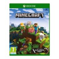 Mine Craft: Explorers Pack Xbox One