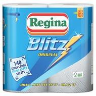 Regina Kitchen Roll (2) for £3