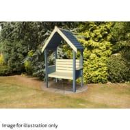 Shire Blossom Garden Arbour (5' X 3') £142.49 with Code