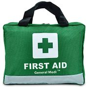 210 Piece First Aid Kit Emergency Kit - Night Reflective Bag