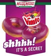 I See Vimto in Krispy Kreme-This Will Unlock the Secret Doughnut