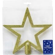 Tree Topper Glitter Star