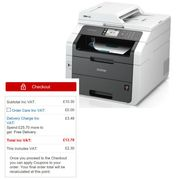 MISPRICE? Brother Laser Printer at £13.78 (Working Again)