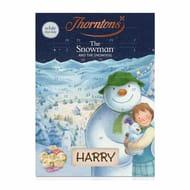 White Chocolate Snowman Advent Calendar Only £5.00