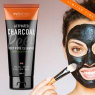 Eviternity Vegan Charcoal Deep Pore Cleanser - Only £1.99!
