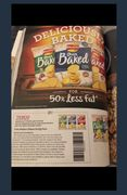 Free 6 pack of Crisps in Tesco Mag