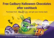 Free Cadbury Halloween Chocolates
