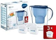 BRITA Marella Cool Water Filter Jug and Cartridges Starter Pack, Blue £17.99