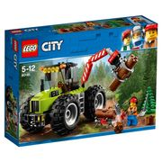 LEGO Forrest Tractor Set