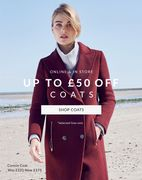 Up to £50 off All Coats