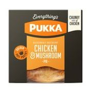 Offer - Pukka Chicken & Mushroom Pie 226g