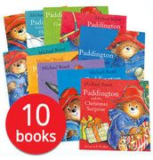 Paddington Collection - 10 Books (Collection) Only £10