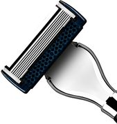 £1 for First Razor Handle +4 Free 6blades
