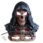 Gothic and Fantasy Reaper Lamp by the Internet Gift Store