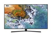 "AMSUNG UE43NU7400 43"" Dynamic Crystal Colour UHD HDR 4K TV"
