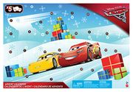 Disney Cars 3 Advent Calendar