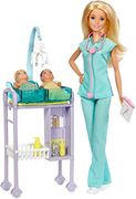 Barbie DVG10 Baby Doctor Toy, Multi-Colour
