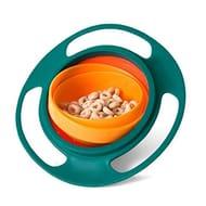 Save 70%OFF Portable 360 Rotation Baby Kids Training Feeding Bowls