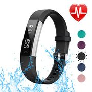 [Lightning Deal] LETSCOM Fitness Tracker with Heart Rate Monitor