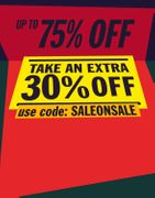 Sale on Sale - Extra 30% off Sale Items at Urban Outfitters