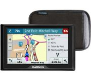 "GARMIN Garmin Drive UK 5"" Sat Nav - UK & ROI Maps & Case"