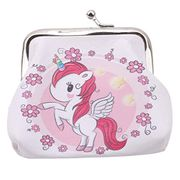 Unique Printing Wallet Ladies Small Purse Coin Pouches